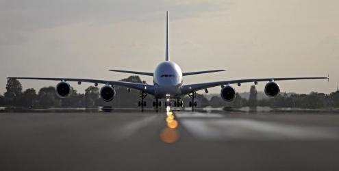 aereo pista