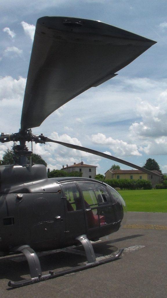 Elicottero Falco : Giugno aeroclub modena