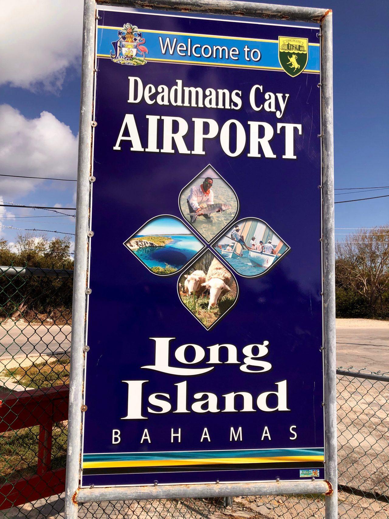 Deadmans Cay Airport