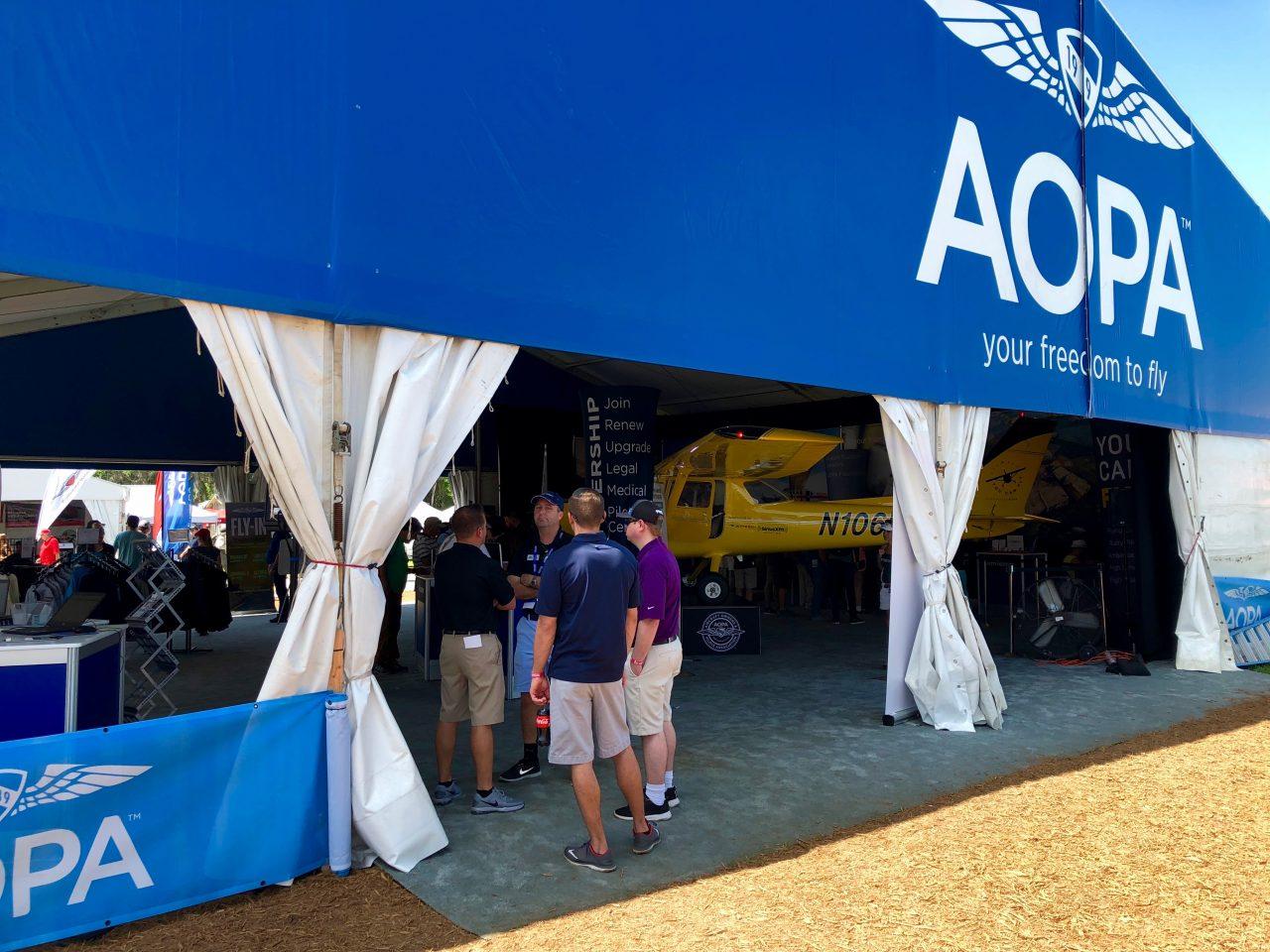 Aopa Area